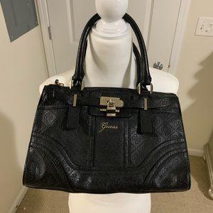 Black Guess handbag, like new :)